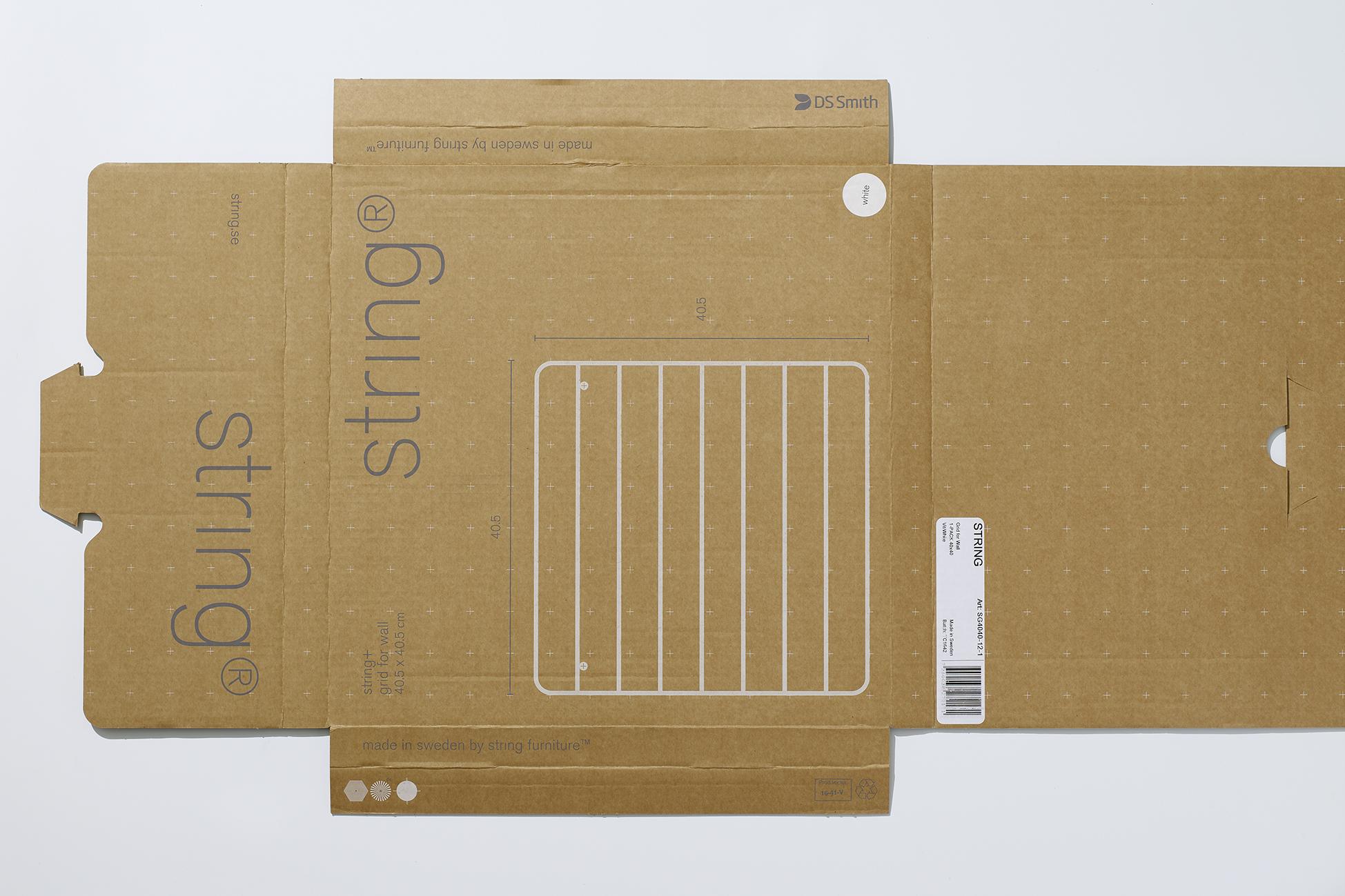 String packaging
