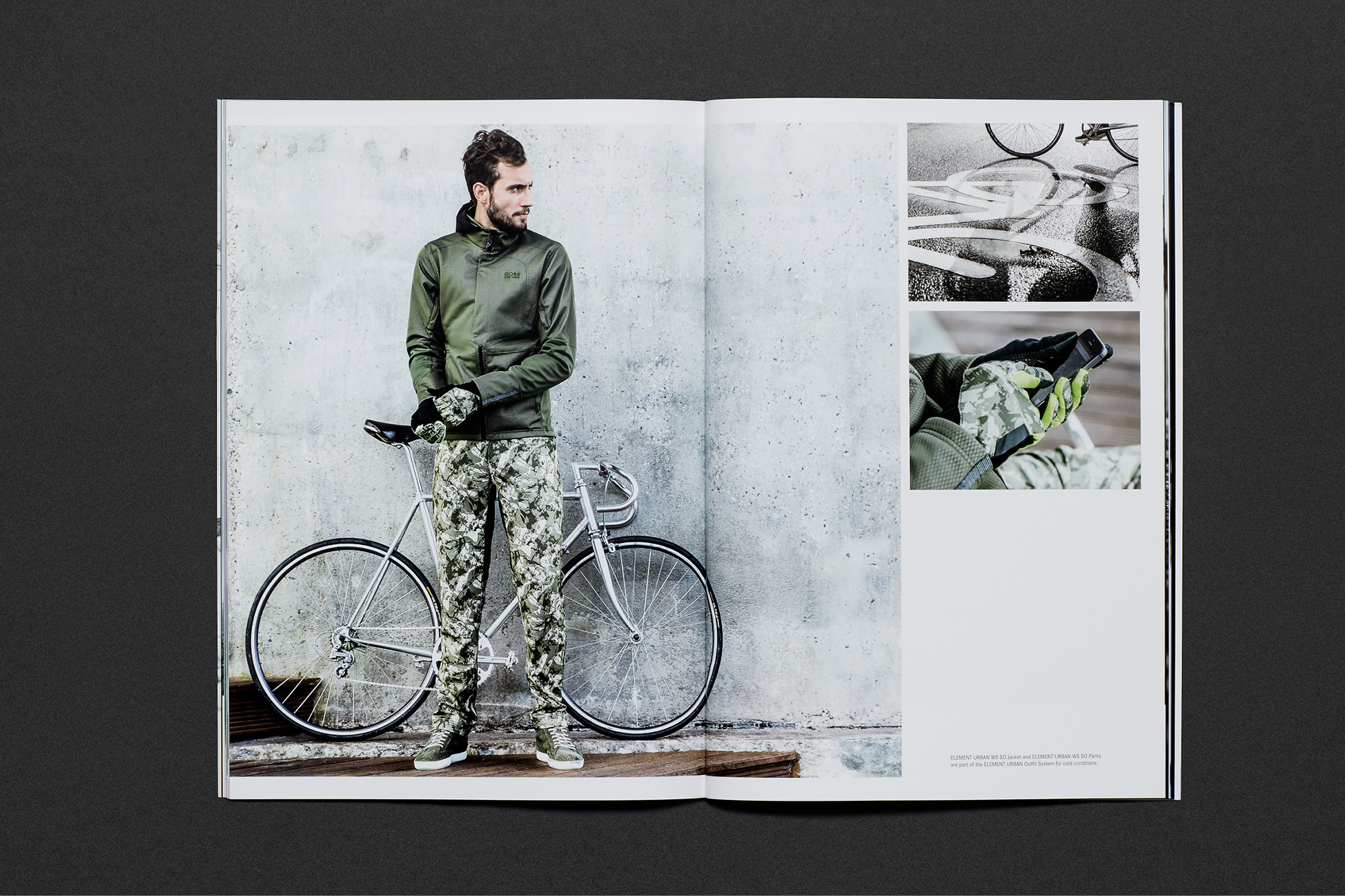 Gore Catalogues | We are ÖPPET